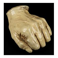 Image: Abraham Lincoln Left Hand
