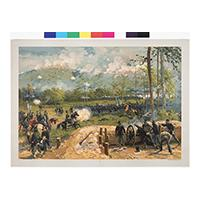 Image: Battle of Kenesaw Mountain